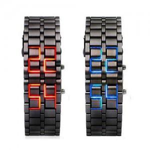 led armbanduhr