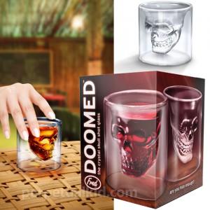 Crystal Head Vodka Shot Glas