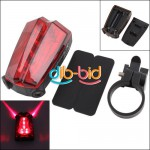 Model B: LED und Laser Fahrrad Rückleuchte ab ca. 5 Euro