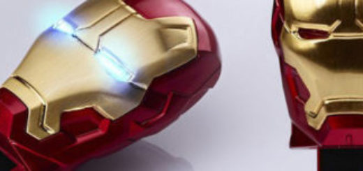 iron man usb-stick