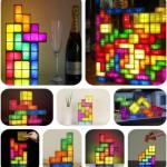tetrislampe nerd geek lampe licht