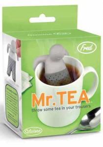 Mister Tea teemännchen