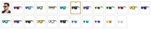 auswahl pixelbrille