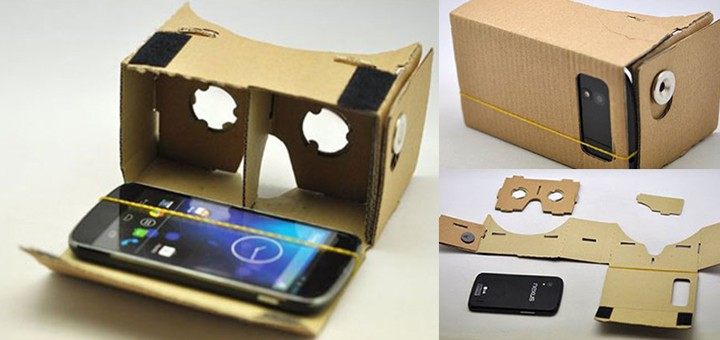 google cardboard bausatz oculos rift