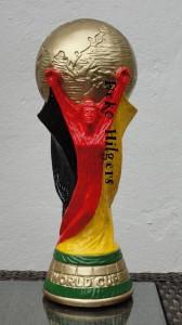 wm pokal deutschland flagge nachbildung replika 2014 sieg