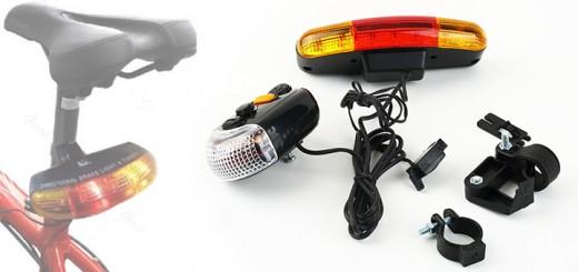 Fahrradblinker Fahrrad Bremslicht Hupe china gadget blinkanlage led