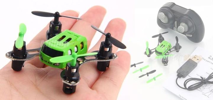 Mini Quadrocopter JXD 395 - Nano Quadcopter