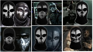 cod cosplay maske call of duty ghost mask skimaske sturmmaske