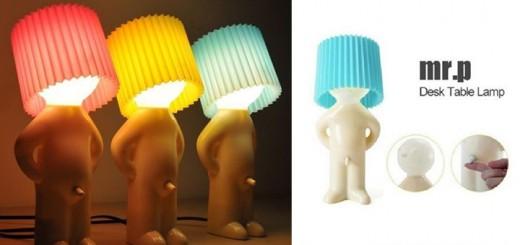 mr pee mister p designerlampe kaufen one shy man