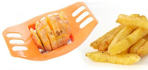 pommesschneider pommes frites selber machen selfmade pommes