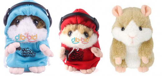 rappender hamster sprechender hamster mimicry