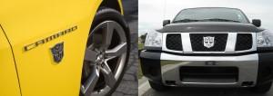 transformers 3d logo emblem verchromt autobot auto kaufen