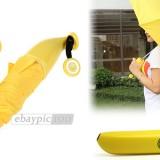 Bananenschirm Regenschirm-Banane