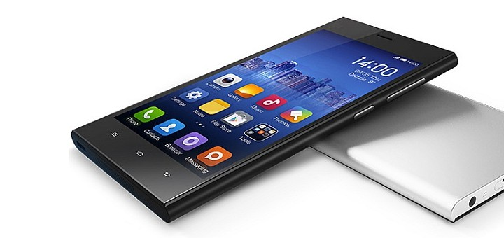 Xiaomi Mi3 Android smartphone günstig gadget