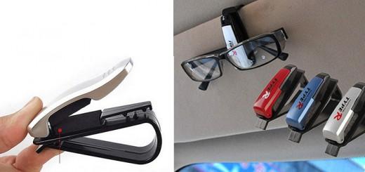 brillenhalterung sonnenbrillenhalter kfz halterung brille auto gadgets