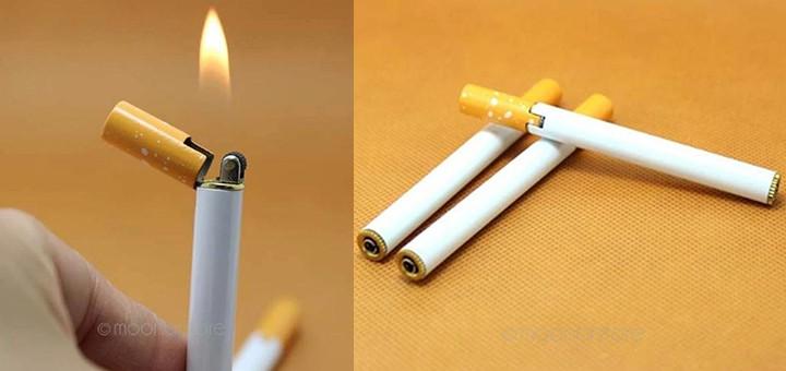 feuerzeug in zigarettenform zigarettenfeuerzeug