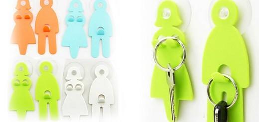 lustiger Schlüsselhaken wandhaken