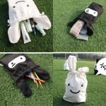 ninja rabbit bag ninjahase