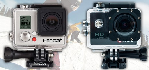 sj4000 test actioncam gopro vs sj4000 wifi actionkamera Gorpo hero