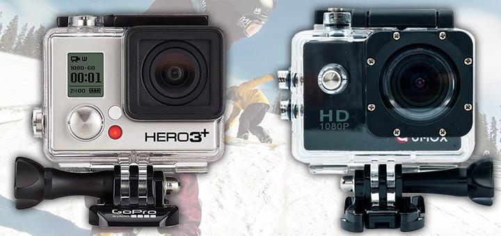 sj4000 test actioncam gopro vs sj4000 wifi actionkamera Gorpo hero