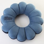 total pillow flexibles nackenkissen mikroperlen lendenstütze kissen