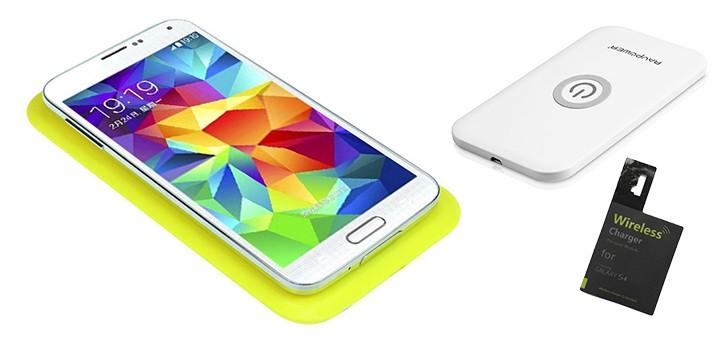 kabellos smartphone laden qi induktiv