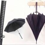 katana ninja regenschirm regen gadget china ebay