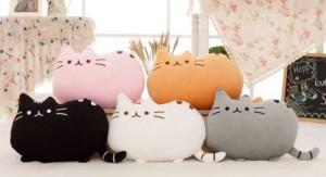 pusheen kissen katzen pillow