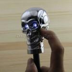 skull led regenschirm totenkopf schirm halloween gadget