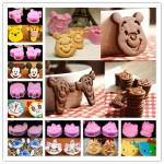 Winnie Pooh & Tiger Hello Kitty Mickey Mouse disney kekse plätzchenform weihnachten