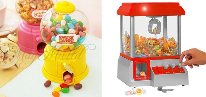 kaugummiautomat candy grabber süßigkeitenautomat