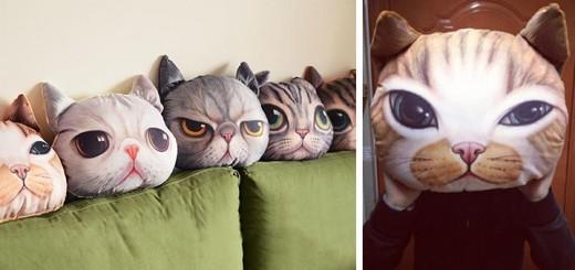 lustiges katzenkissen grumpy cat