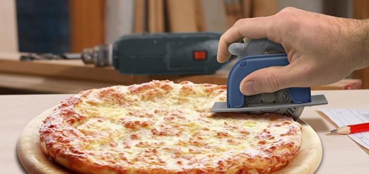 pizza Kreissäge schneider pizza boss