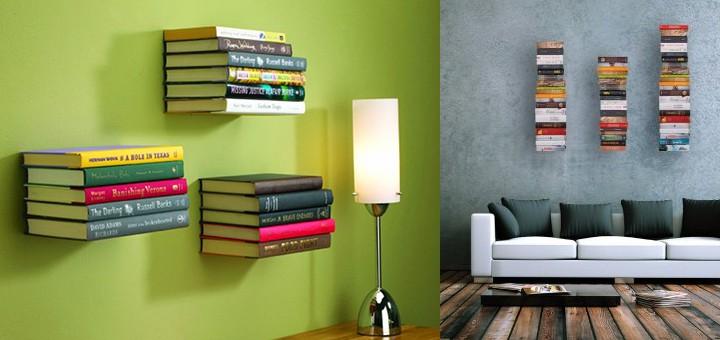 unsichtbares Bücherregal - Gadgets-China.de