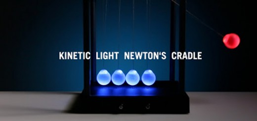newton pendel led beleuchtung