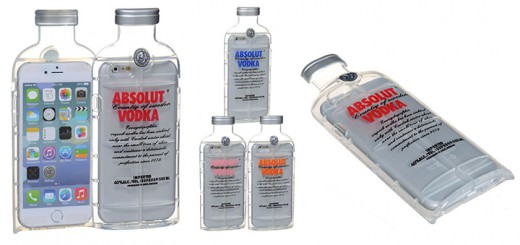 absolut vodka iphone 4 5 6 case wodka