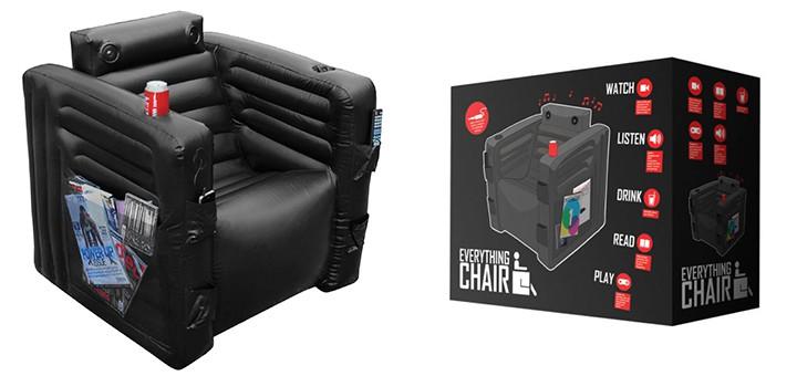 everythingchair der aufblasbare multimedia stuhl gadgets. Black Bedroom Furniture Sets. Home Design Ideas