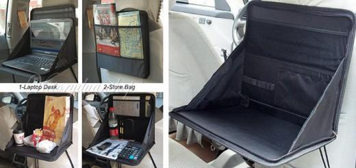 kfz auto rücksitzhalterung laptop notebook tasche