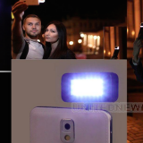 selfie-licht