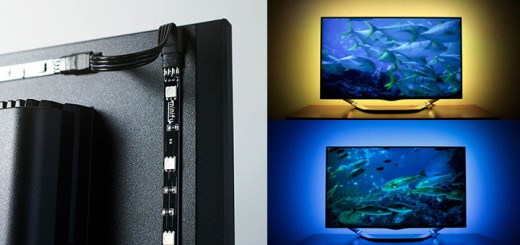 tv hintergrundbeleuchtung led